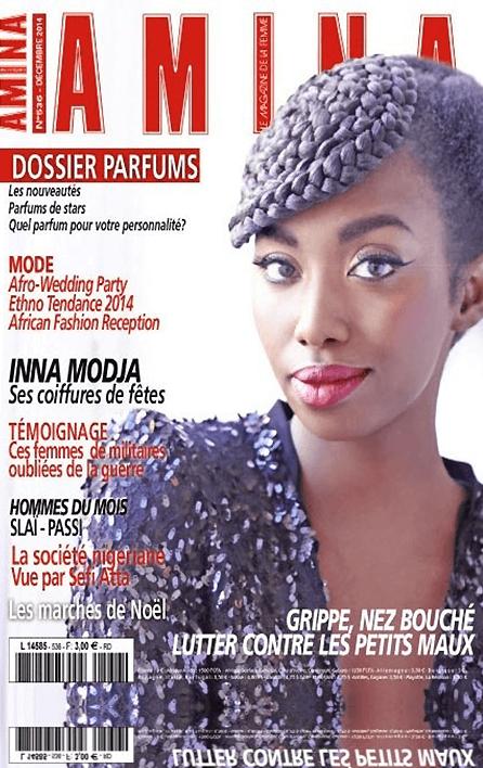 Magazine Amina - décembre 2014